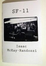 Isaac McKay-Randoozi - zine pages
