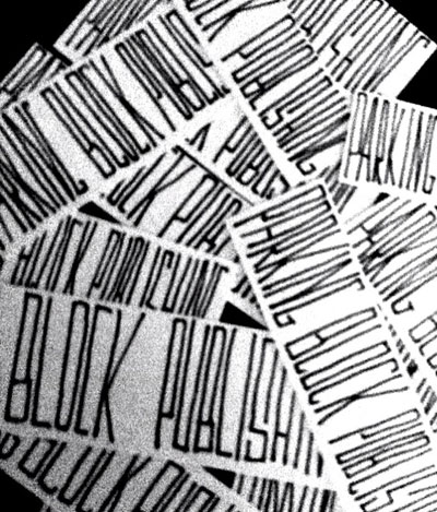 Parking Block Publishing - BookMarks